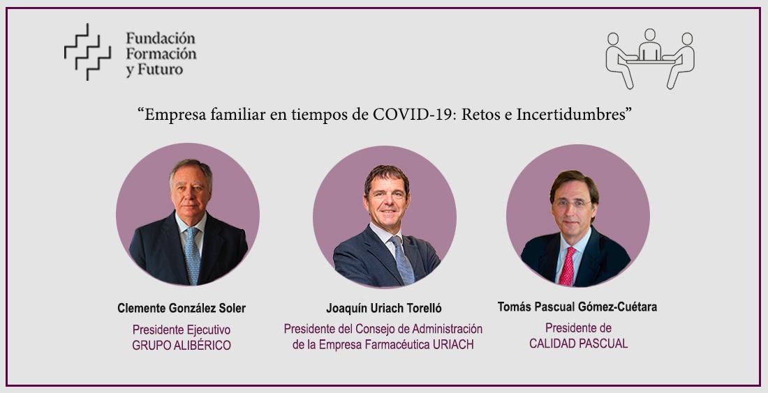 Empresa familiar en tiempos de COVID-19: adaptación, formación e innovación frente a la incertidumbre