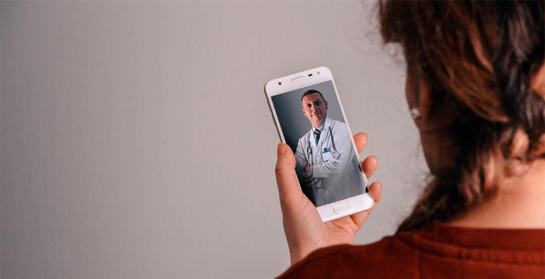 La telemedicina, mucho más que una videollamada con el médico